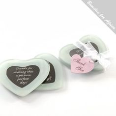 Heart Shape Coasters (2's)@ Bunches for Africa Online Shop www.bunchesforafrica.com