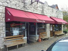 Thurman Cafe, on Thurman Ave., German Village, Columbus, Ohio. BEST Bar Food, anywhere!!!!! One of my favorite eateries!