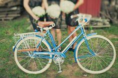 beautiful vintage Raleigh. By clintflack80, via Flickr