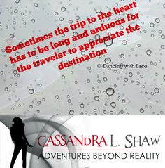 Dancing With Lace - contemporary Romance still under revisions http://www.cassandralshaw.com