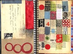 Keri Smith art journal inspiration