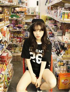 summer -  #kim ja young  ulzzang