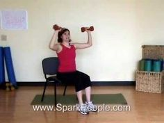 VIDEO: Day 3 Bootcamp Workout  7-Minute Upper Body Workout with Dumbbells