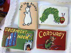 Classic children's books         By Cherish Sweets      http://www.cherishsweets.com