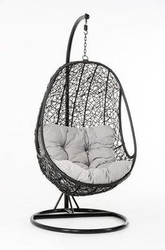 Renava Kauai Outdoor Hanging Chair. The Kauai is so comfortable!  Distributed by VIG Furniture. www.vigfurniture.com