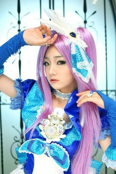 Spiral Cats' beautiful cosplay of Pretty Cure (1)