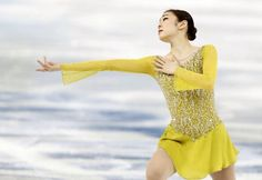 Charming ice dancing princesses in Sochi - Xinhua Kim Yuna, Figure Skating, Korean Girl, Skate, Cover Up, Dance, Queen, Motivation, Beautiful