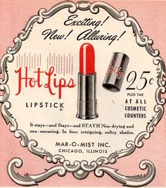 Hot Lips Lipstick