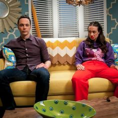 Miranda and Jim Parsons yass!