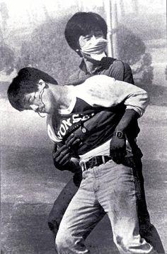 6월 항쟁 27주년, 사진으로 보는 1987년 6월의 한국 / 6월 항쟁의 도화선 故이한열 / 1966년 8월 29일 ~ 1987년 7월 5일, 전남 화순 출생