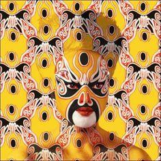 Orlan, Self-hybridation designs facials