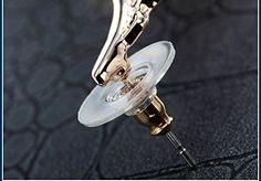 Honeystore Frauen's Flügel von Engel Legierung Ohr-Stulpe-Ohrringe Farbe Goldene linken Ohr Ohrring One Piece - See more at: http://juwel.florentt.com/jewelry/honeystore-frauen39s-flgel-von-engel-legierung-ohrstulpeohrringe-farbe-goldene-linken-ohr-ohrring-one-piece-de/