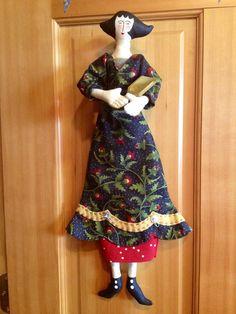 Dollie handmade doll Alejandra Alcantara