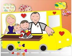 Encomenda Elisangela Flor e família!