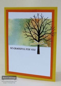 2015  VIDEO   Sheltering Tree Photopolymer Stamp Set	137163 Price: $25.00, Lighthearted Leaves Photopolymer Stamp Set	139712 Price: $26.00
