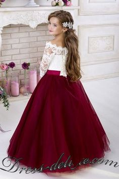 Dresses for sons Frocks For Girls, Kids Frocks, Dresses Kids Girl, Kids Outfits, Flower Girl Dresses, Flower Girls, Pagent Dresses, Fall Dresses, Cute Dresses