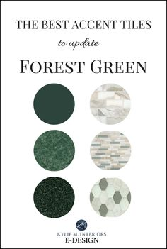 Forest green countertops the best floor tiles to update and coordinate home decor pinterest for Kitchen bathroom design consultant