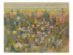 Die Flora Der Heide, 1925 Giclee Print by Paul Klee - AllPosters.co.uk