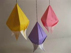 origami bells - Bing Images