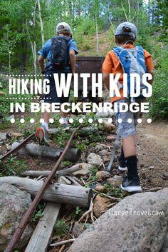 Family Friendly (aka EASY) Hiking in Breckenridge, Colorado