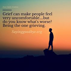 Grief can make people very uncomfortable. But do you know what's worse? Being the one grieving.Stillbirth infant loss