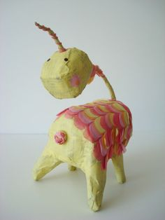 cute paper sculpture