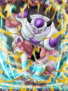 """[The Nightmare Transformed] Frieza (2nd Form) """"Who shall I kill first?"""""""