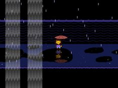 Undertale Waterfall Relaxation