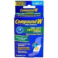 Compound W One Step Invisible Strips Wart Remover Medicated Strips 14 Count Thank you to all the patrons We hope that he has gained the trust from you again the next time the service ** You can find more details by visiting the image link.