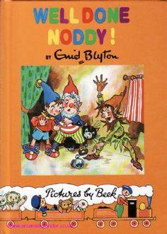 WELL DONE NODDY Enid Blyton Book 7 Gloss Hardback 1996