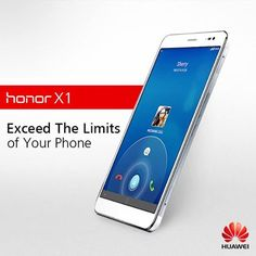 The Honor X1's 17.8CM FHD screen is built with a 178* degree wide angle LTPS…