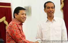 AKARPADINEWS.COM | PEMILIHAN Presiden (Pilpres) 2019 masih tiga tahun lagi. Namun, elit Partai Golkar sudah sejak dini menyatakan dukungannya untuk Joko Widodo (Jokowi) sebagai calon presiden di ajang suksesi