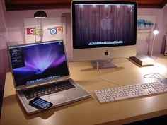 Modern Workspace  :: The Apple Family