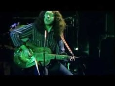 Rory Gallagher, 'too much alchohol' on his legendary 1932 National Resonator guitar