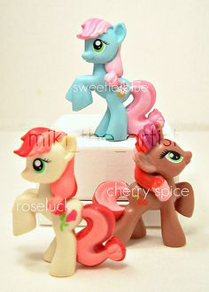 My Little Pony: Friendship Is Magic Blind Bag - 3rd Batch
