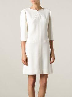 Courrèges shift dress