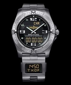 Best 35 Military Watches for Men ... Breitling-Aerospace-watch └▶ └▶ http://www.pouted.com/?p=33213