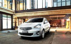 Mitsubishi Attrage 2017 #mitsubishi #attrage Vehicles, Car, Automobile, Rolling Stock, Vehicle, Cars