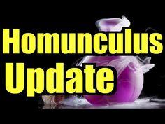 Homunculus Update, Homunculi Tour, also Skeletal Remains, Russian Egg su...