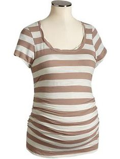 Old Navy. $15. Whole bunch of colors, not all are stripes.