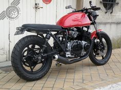 RAD Challenge : Suzuki 1100 GSX by Terry...