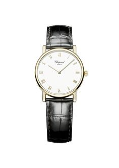 Chopard Watches Classic white gold Sometimes, Simple are the best. Amazing Watches, Cool Watches, Swiss Luxury Watches, Automatic Watches For Men, Hand Watch, Chopard, Luxury Branding, Fine Jewelry, White Gold