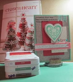 I Am A Happy Stamper: CTMH October Stamp of the Month Blog Hop: Scandinavian Wishes = Love