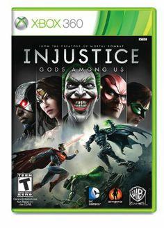Injustice: Gods Among Us - Xbox 360 --- http://www.amazon.com/Injustice-Gods-Among-Us-Xbox-360/dp/B0088I7KYU/ref=sr_1_146/?tag=triniversalne-20