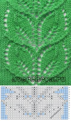 Knitting Patterns Techniques Yarn from the Baltics, Italian stockKnitting Patterns Stitches pattern knitting a branch with leaves without holes with patterns …Save those thumbsFind and save knitting and crochet schemas, simple recipes, and other ideas c Lace Knitting Stitches, Lace Knitting Patterns, Knitting Charts, Lace Patterns, Easy Knitting, Stitch Patterns, Knitting Projects, Avercheva Ru, Beautiful Patterns