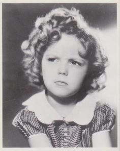 "1934 Shirley Temple in ""Got Milk"" dress"
