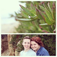 Chelsea & Owen's beautiful Half Moon Bay, CA engagement