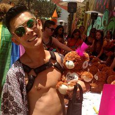We had a blast at Orange County Pride, thanks for having us!  .  .  .  .  .  #pridemonth #pride #lgbt #love #rainbows #parade #festival #teddybear #myteddy #CuddleBuddys #family #artsandcrafts #fun #l4l #instagood #photooftheday #potd #like
