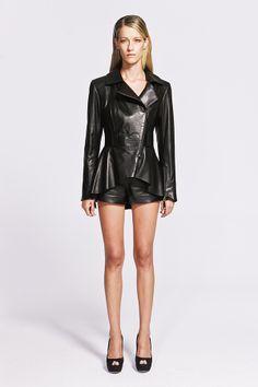 Amelia Leather Jacket Deri Ceket  https://www.jibeoh.com/product/listing/50/amelia_ceket