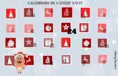 Calendrier de l'Avent interactif ! - e-learning Bretagne
